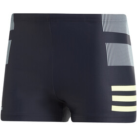 adidas Inf III Colourblock Boxers Hombre, legend ink/hi-res yellow